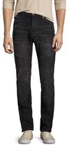 True Religion Rocco Motorcycle Slim Jeans