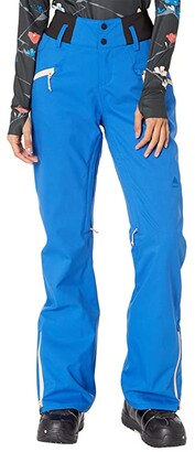Burton Marcy High-Rise Pants (Keef) Women's Clothing