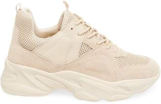 Steve Madden Women's Movement Chunky Leather Sneakers