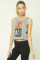 Forever 21 Active ALI Graphic Tank