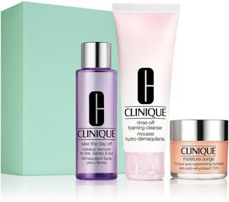 Clinique Deluxe Size Super Skin Care Set