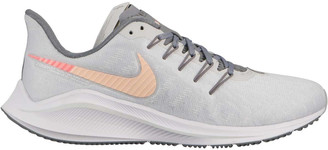 Nike Air Zoom Vomero 14 Womens Running Shoes White / Red US 6