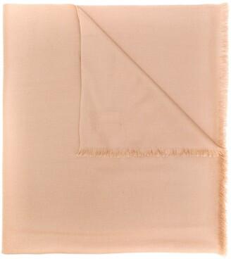N.Peal Pashmina cashmere shawl scarf