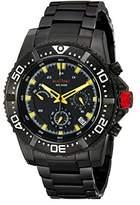 Redline Red Line rl-50030vk-bb-01yl – Watch Men – Quartz – Chronograph – Stainless Steel Bracelet Black