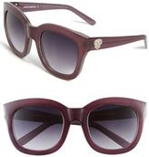 54mm Oversized Cat Eye Sunglasses