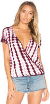 Chaser Cool Jersey Surplice Tee