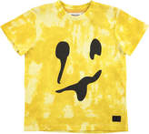 Molo Raymont Tie-Dye Smiley Face T-Shirt, Size 4-10