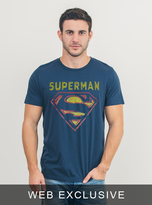 Junk Food Clothing Superman Tee-nwny-xl