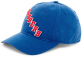 Mitchell & Ness Rangers Felt Logo Slouch Snapback