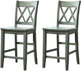 Signature Design by Ashley Mestler Set of 2 Barstools