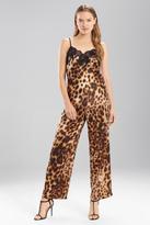 Natori Leopard Cami PJ