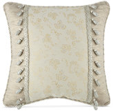 "Waterford Lysander 20"" Square Decorative Pillow"
