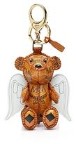 MCM Visetos Angel Bear Key Charm