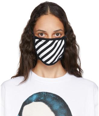 Off-White Black Diag Mask