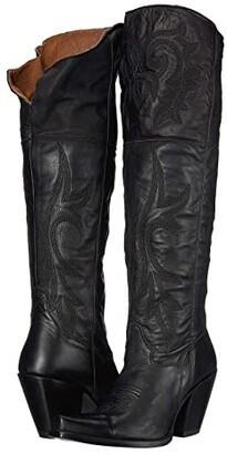 Dan Post Legit (Black) Cowboy Boots