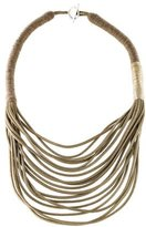 Brunello Cucinelli Multistrand Necklace
