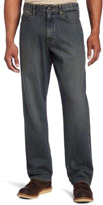 Lee Men's Big & Tall Premium Select Custom Fit Loose Straight Leg Jean