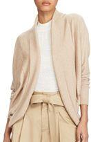 Polo Ralph Lauren Cocoon Open-Front Cardigan