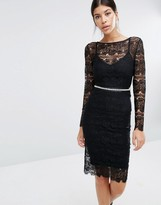 Body Frock Sylvie Sculpting Lace Dress