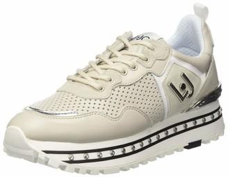 Liu Jo Women's Maxi Alexa-Running Calf Low-Top Sneakers