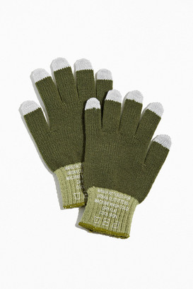 Urban Outfitters Touch Screen Surplus Gloves