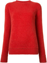 The Elder Statesman crew neck jumper - women - Cashmere - XS