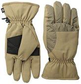 Isotoner Men's Ultradry Ski Stretch Glove