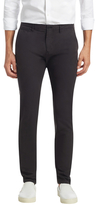 Burberry Cotton Flat Front Chinos