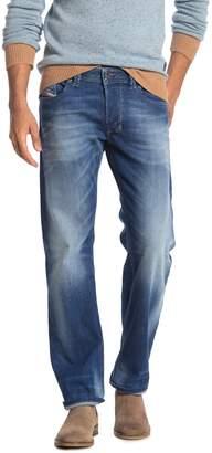 Diesel Larkee Faded Straight Leg Jeans