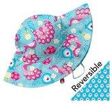 I Play Mix 'n Match Brim Sun Hat (Baby/Toddler)-Aqua-0-6 Months