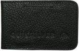 Quiksilver Foldable Leather Wallet Black