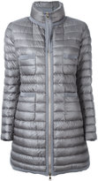 Moncler Bogue padded coat - women - Feather Down/Polyamide - 38