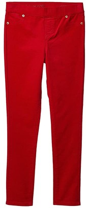 Vineyard Vines Kids Corduroy Pull-On Leggings (Toddler/Little Kids/Big Kids) (Red Velvet) Girl's Casual Pants