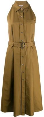Aspesi sleeveless shirt dress
