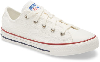 Converse Chuck Taylor(R) All Star(R) Embroidered Low Top Sneaker