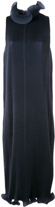 Tibi Pleated Midi Dress