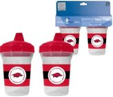 Baby Fanatic Ncaa Arkansas Razorbacks Sippy Cup - 2 Pack