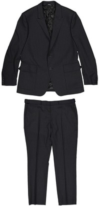 Stella McCartney Stella Mc Cartney Black Wool Suits