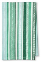 Threshold Mint Stripe Kitchen Towel