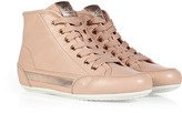 Hogan Leather High-Top Sneakers