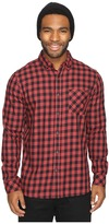 Rip Curl Checked Out Long Sleeve Woven