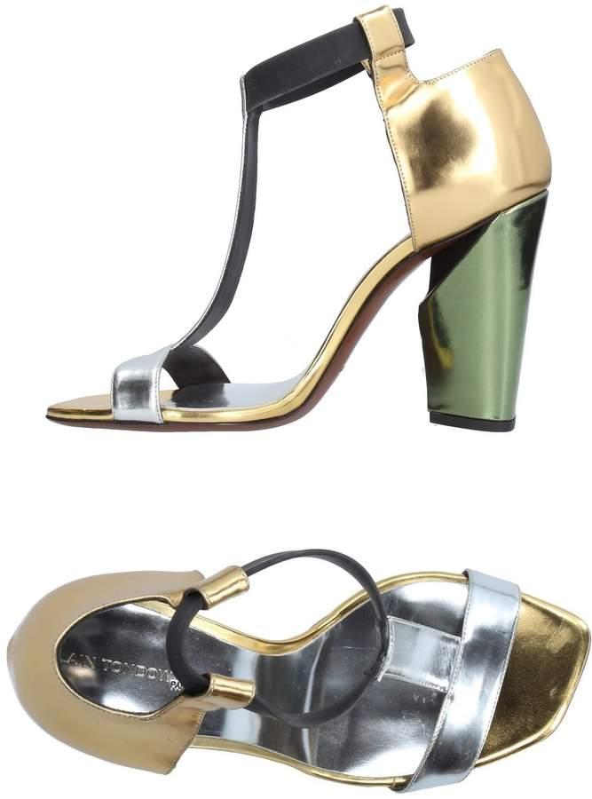 Alain Tondowski Sandals - Item 11226559