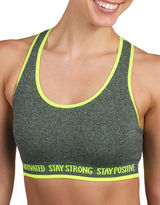 Jockey Neon Inspiration Seam Free Sports Bra
