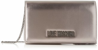 Love Moschino Unisex Adults Jc4126pp18ly0906 Messenger Bag