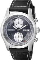 Hamilton Men's H71566583 Khaki Field Dial Watch