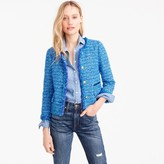 J.Crew Collection lady jacket in English tweed
