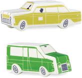 Kate Spade Dinnerware, About Town Taxi Salt and Pepper Shakers