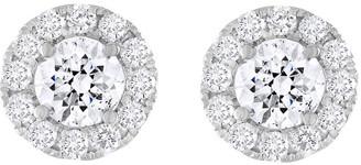 Diana M Fine Jewelry 14K 1.25 Ct. Tw. Diamond Studs