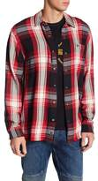 True Religion Plaid Loose Fit Shirt