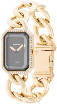 Chanel Pre Owned pre-owned Premiere wrist watch